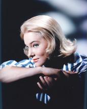 May Britt moody 1950's profile portrait 11x14 Photo - $14.99