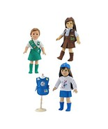 Emily Rose 18-inch Doll Clothes | Value Pack - 3 Girl Scout Inspired Mod... - $41.55