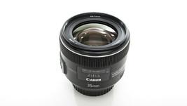 Canon EF 35mm f/2 EF Lens 35.2 35mm 2.0 image 1