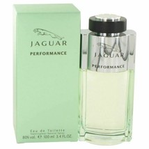 Jaguar Performance by Jaguar Eau De Toilette Spray 3.4 oz for Men - $20.09