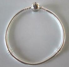 DISNEY Pandora Sterling Silver Disney Park Bracelet Size 7.1----18cm - $85.00