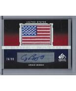 CRAIG BIGGIO 2012 SP Signature Pride of a Nation Autograph #76/99 #CB  (... - $31.46