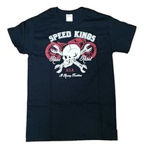 Road Rebel Speed Kings A Racing Tradition Graphic T-Shirt - X-Large - $14.84