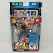 MARVEL LEGENDS WEAPON X GIANT MAN SERIES TOY BIZ Action Figure NIB 2006  - $33.33