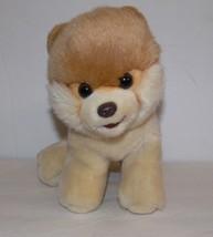 Boo Plush Worlds Cutest Dog Pomeranian Puppy Dog Gund ek - $19.99