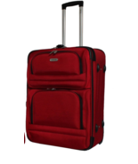 KENNETH COLE REACTION HIGHER LIMITS WHEELED UPRIGHT PUL BLACK EXPANDABLE... - $189.90