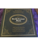 The Basic Library Of The World's Greatest Music No. 8 Record Album  - $5.00