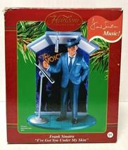 Carlton Cards Frank Sinatra I've Got You Under My Skin Decoration For Repair - $20.00