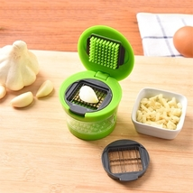 Multi-purpose Mini Kitchen Tool Vegetable Garlic Manual Slicer Cutter Ch... - $20.00