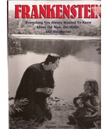 Frankenstein HC Robert Jameson Everything You Always Wanted To Know - $14.95
