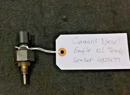 Cummins PRS TEMPERATURE SENSOR 4921477 OEM - $120.00