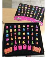 NEW Shopkins Mystery Limited Edition Black Box Season 1 40 Piece Set + c... - $30.51