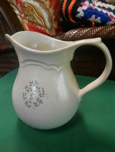 "Great pfaltzgraff HEIRLOOM.. ....PITCHER  20 ounce #146...8"" - $12.46"