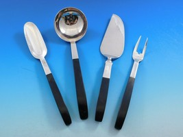 Contrast by Lunt Sterling Silver Essential Serving Set Small 4-piece - $249.00