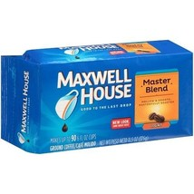 Maxwell House Master Blend Ground Coffee Refill - $10.84