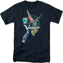 Voltron Legendary Defender TV Series Defender Pose and Name T-Shirt NEW ... - $17.41+