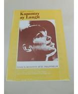 """RARE 1974 Kapantay Ay Langit George Canseco """"Filipino"""" - $88.20"""