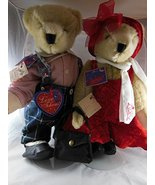 North American Bear Cornelius and Alice Vanderbear Paint The Town Red Se... - $146.51