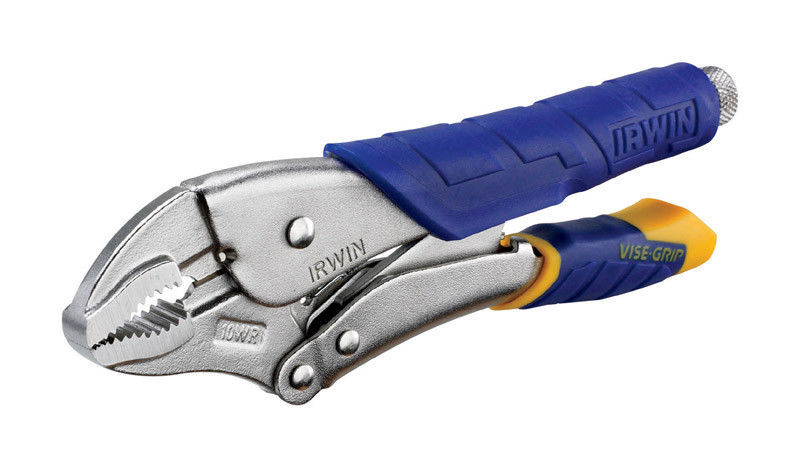 Primary image for NEW Vise-Grip 10 in. L Locking Pliers Cushion Grip Alloy Steel Wire Cutter 05T