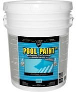 Dyco Pool Exterior Paint 5 Gal. Water Based Self-Priming Semi-Gloss Acrylic - $199.47