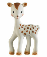 Vulli Sophie the Giraffe La Baby Teether Natural Rubber - $27.97
