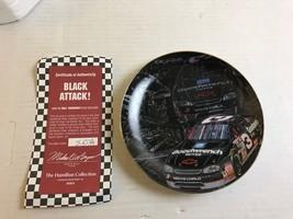 DALE EARNHARDT PLATE COLLECTION BLACK ATTACK HAMILTON SCOREBOARD        ... - $12.59