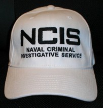 NCIS NAVAL CRIMINAL INVESTIGATIVE SERVICE CAP / HAT - $22.95