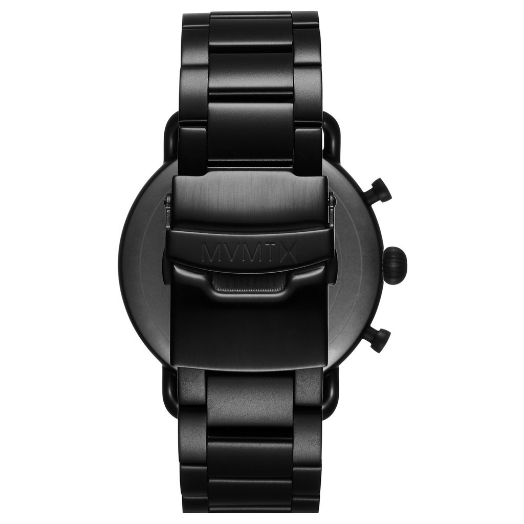 MVMT Men's Watches | Blacktop Collection | Starlight Black | 47mm | SALE