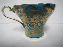 AYNSLEY TEA CUP AND SAUCER              G image 7