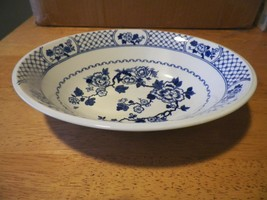 Johnson Brothers Kyoto oval bowl 2 available - $10.84