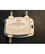 PCT MA2-M 1-PORT BI-DIR CABLE TV HDTV AMP SIGNAL BOOSTER W / PASSIVE RET... - $9.95