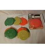 Pet Buddies Dog / Cat Food Can Covers 12 Pack PB2307 Keep Food Fresh - $36.02