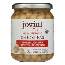 Jovial - Organic Chickpeas - Case Of 6 - 13 Oz. - $34.96