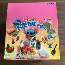 Miniature Re-Ment Stitch Tropical Dessert All 8 Types Set Petit Sample M... - $145.53