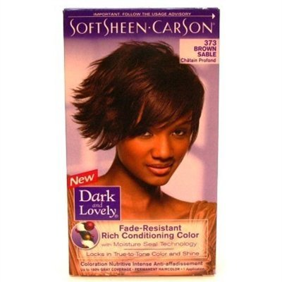 Dark & Lovely Color #373 Brown Sable (2 Pack)