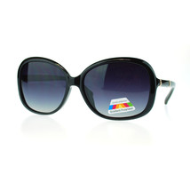 Womens Anti Glare Polarized Plastic Round Butterfy Designer Fashion Sunglasses - $12.95