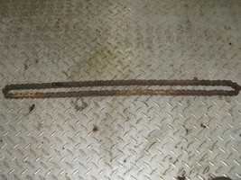 SUZUKI 1988 300 QUAD RUNNER 2X4 SPROCKET CHAIN   PART 22,748 - $20.00