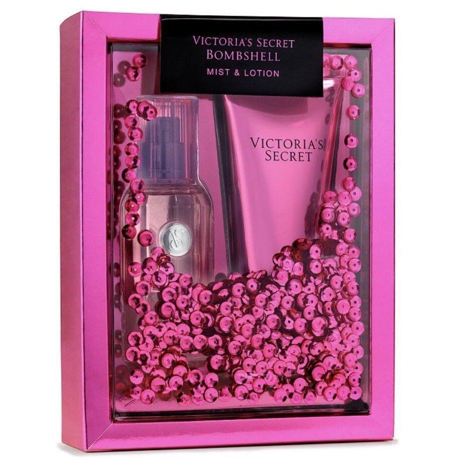 NEW!! Victoria's Secret Mist & Lotion  Sparkle Gift Set - 2PC - $16.93 - $20.80