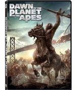 Dawn of the Planet of the Apes (DVD, 2017) - $9.00