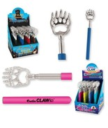 Cutie Claw Or Bear Claw Extendable Telescopic Compact Back Scratcher Ass... - $7.99