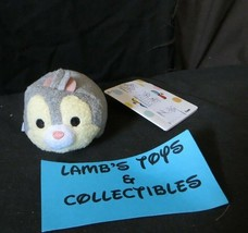 "Disney Store Authentic USA Thumper (spring release) 3.5"" tsum tsum plush... - $18.98"