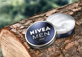 NEW NIVEA MEN CREAM Creme Face Body & Hands moisturiser dry skin Top Price - $4.81