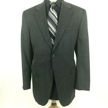Izod Men's Size 42R Gray Wool Blazer Sport Coat Jacket - $40.00