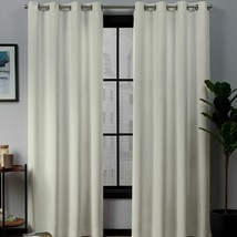 """Exclusive Home 2-pack Academy Total Blackout Window Curtains 52"""" x 96"""" I... - $59.39"""