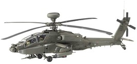 1/48 British Army WAH-64D Apache British Army Air Corps Plastic Model 07445 - $138.77