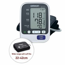 Omron HEM-7130-L Blood Pressure Monitor with Large Cuff  FS - $65.33