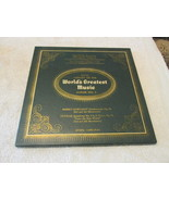 The Basic Library Of The World's Greatest Music No. 3  Record Album  - $5.00