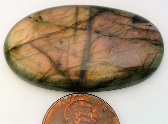 Primary image for Labradorite Cabochon 164
