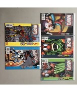 Lot of 9 Ultimate Marvel Team-Up (2001) from #1-16 VF Very Fine - $23.76