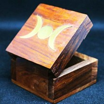 HAUNTED RECHARGING BOX! EMPOWER YOUR VESSELS WITH PURE WHITE MAGICK! - $29.99